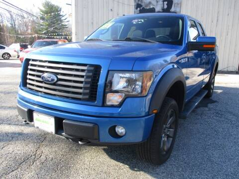 2011 Ford F-150 for sale at Roland's Motor Sales in Alfred ME