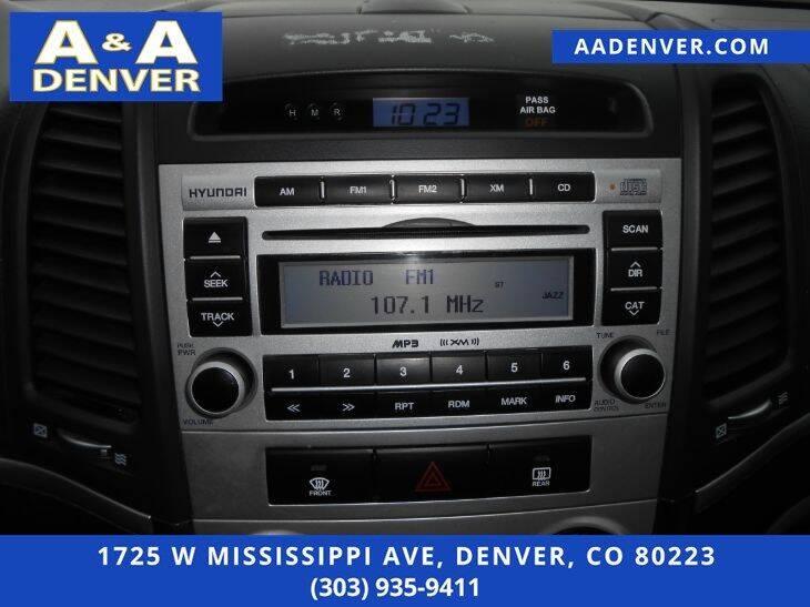 2007 Hyundai Santa Fe AWD GLS 4dr SUV - Denver CO