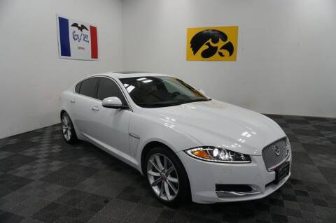 2015 Jaguar XF for sale at Carousel Auto Group in Iowa City IA