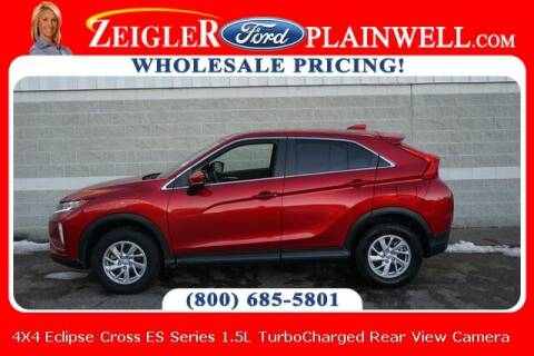 2019 Mitsubishi Eclipse Cross for sale at Zeigler Ford of Plainwell- Jeff Bishop in Plainwell MI