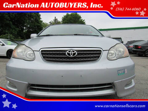 2007 Toyota Corolla for sale at CarNation AUTOBUYERS, Inc. in Rockville Centre NY