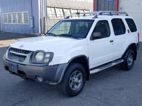 2002 Nissan Xterra for sale at California Auto Deals in Sacramento CA