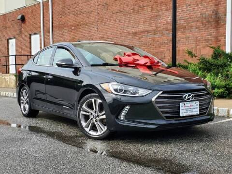 2017 Hyundai Elantra for sale at Speedway Motors in Paterson NJ