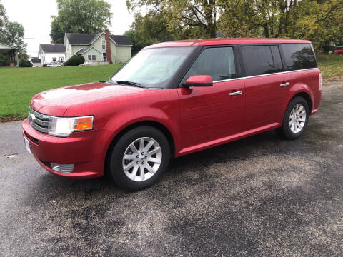 2012 Ford Flex for sale at Purpose Driven Motors in Sidney OH