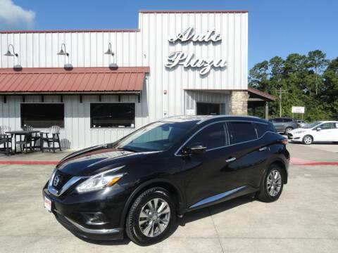 2015 Nissan Murano for sale at Grantz Auto Plaza LLC in Lumberton TX