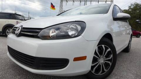2010 Volkswagen Golf for sale at Das Autohaus Quality Used Cars in Clearwater FL