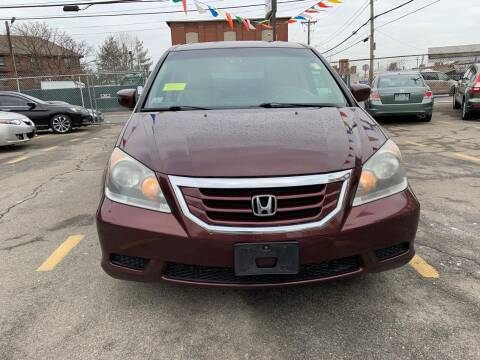 2009 Honda Odyssey for sale at Metro Auto Sales in Lawrence MA