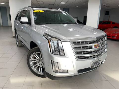 2017 Cadillac Escalade for sale at Auto Mall of Springfield in Springfield IL