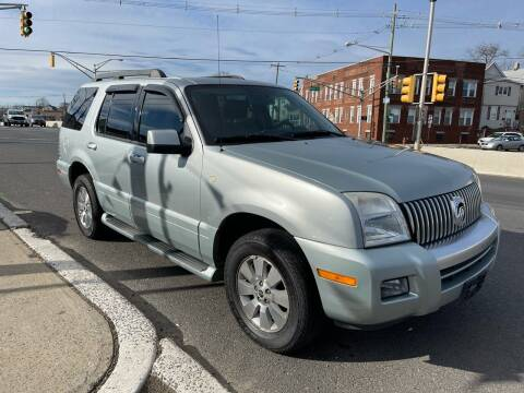 2006 Mercury Mountaineer for sale at G1 AUTO SALES II in Elizabeth NJ