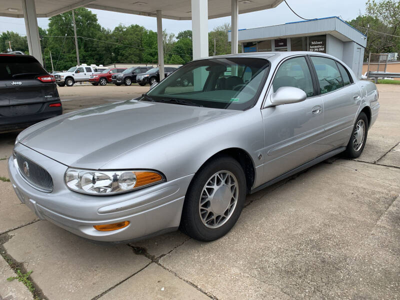 2003 Buick LeSabre for sale at GRC OF KC in Gladstone MO
