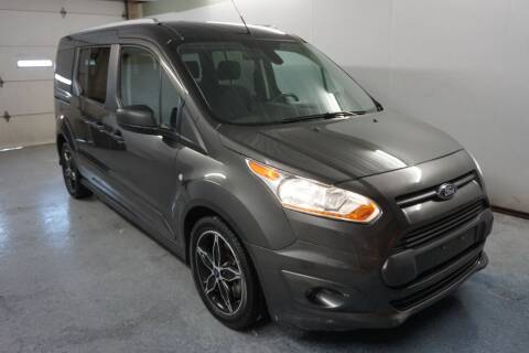2018 Ford Transit Connect Wagon for sale at World Auto Net in Cuyahoga Falls OH