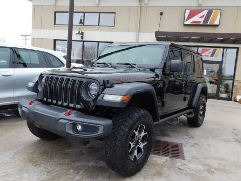 2020 Jeep Wrangler Unlimited for sale at Auto Assets in Powell OH