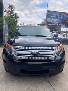 2013 Ford Explorer for sale at Simon Auto Group in Newark NJ