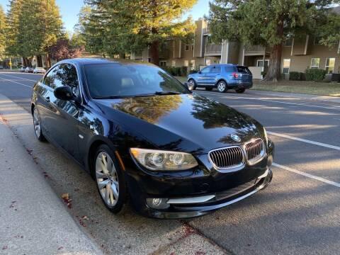 2012 BMW 3 Series for sale at LG Auto Sales in Rancho Cordova CA