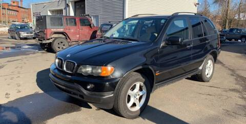 2003 BMW X5 for sale at Manchester Auto Sales in Manchester CT