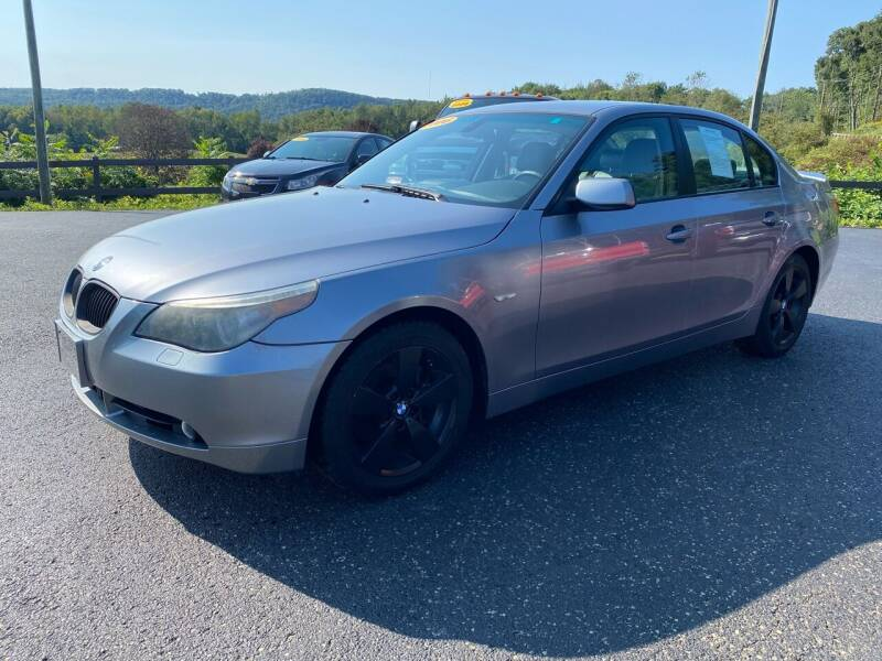 2006 BMW 5 Series for sale at Pine Grove Auto Sales LLC in Russell PA