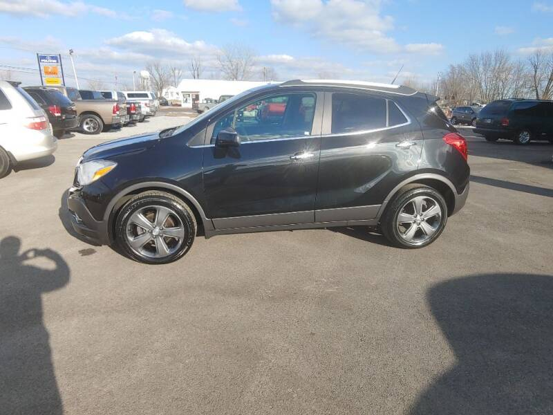 2013 Buick Encore for sale at Wildfire Motors in Richmond IN