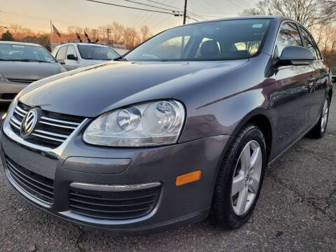 2008 Volkswagen Jetta for sale at Ace Auto Brokers in Charlotte NC