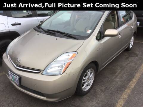 2007 Toyota Prius for sale at Royal Moore Custom Finance in Hillsboro OR