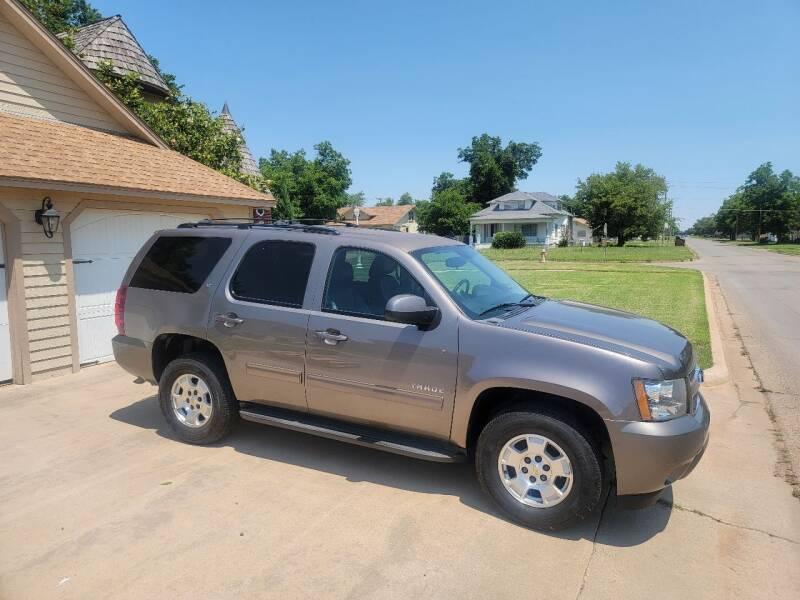2013 Chevrolet Tahoe for sale at Eastern Motors in Altus OK