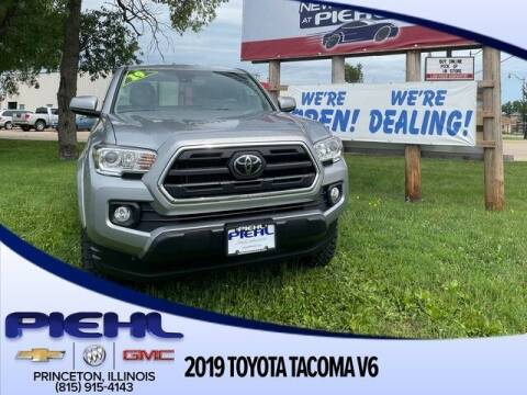 2019 Toyota Tacoma for sale at Piehl Motors - PIEHL Chevrolet Buick Cadillac in Princeton IL