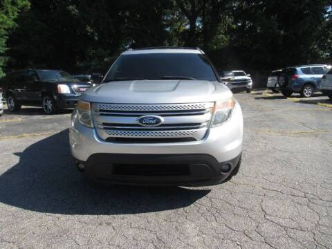 2011 Ford Explorer for sale at Atlanta's Best Auto Brokers in Marietta GA