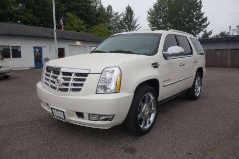 2010 Cadillac Escalade for sale at Leavitt Auto Sales and Used Car City in Everett WA