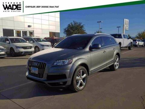 2014 Audi Q7 for sale at Stephen Wade Pre-Owned Supercenter in Saint George UT