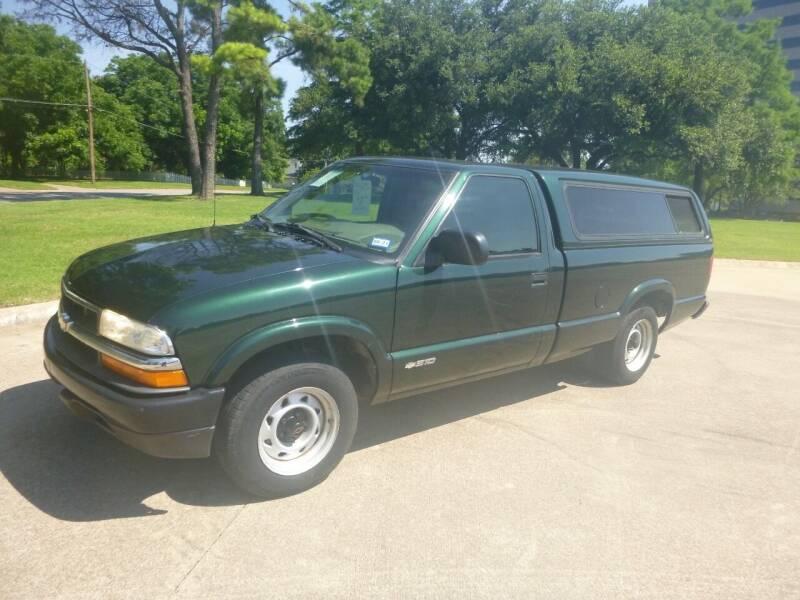 2002 Chevrolet S-10 for sale in Arlington, TX