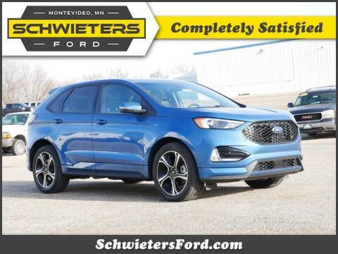 2020 Ford Edge for sale at Schwieters Ford of Montevideo in Montevideo MN