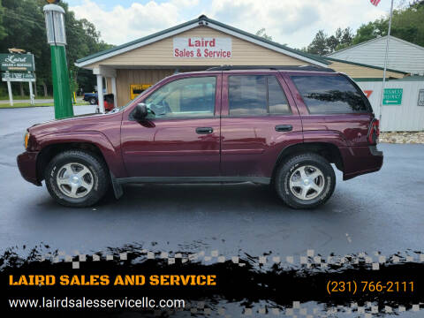 2006 Chevrolet TrailBlazer for sale at LAIRD SALES AND SERVICE in Muskegon MI