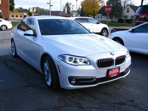 2014 BMW 5 Series for sale at CLASSIC MOTOR CARS in West Allis WI