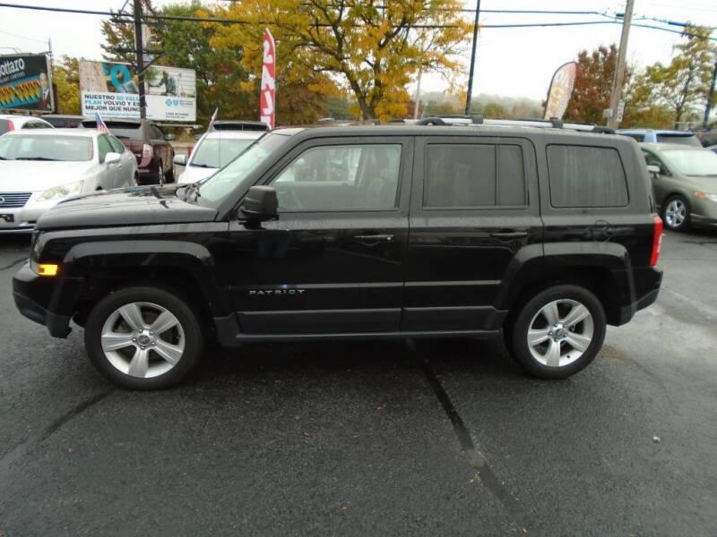 2014 Jeep Patriot for sale at Gemini Auto Sales in Providence RI