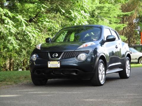 2014 Nissan JUKE for sale at Loudoun Used Cars in Leesburg VA