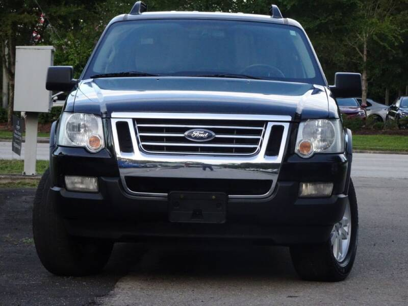 2008 Ford Explorer Sport Trac for sale at Deal Maker of Gainesville in Gainesville FL