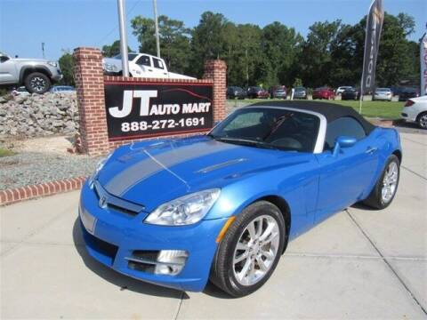 2009 Saturn SKY for sale at J T Auto Group in Sanford NC