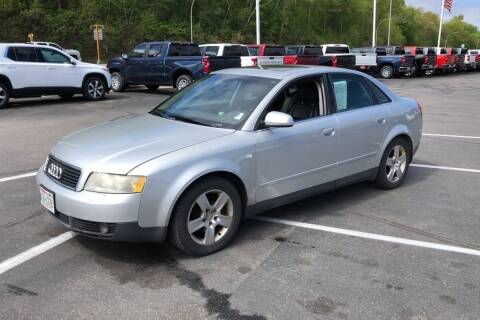 2002 Audi A4 for sale at Cannon Falls Auto Sales in Cannon Falls MN