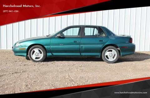 1997 Pontiac Grand Am for sale at Harchelroad Motors, Inc. in Wauneta NE