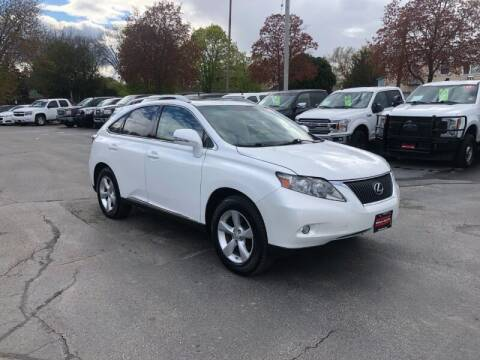 2010 Lexus RX 350 for sale at WILLIAMS AUTO SALES in Green Bay WI