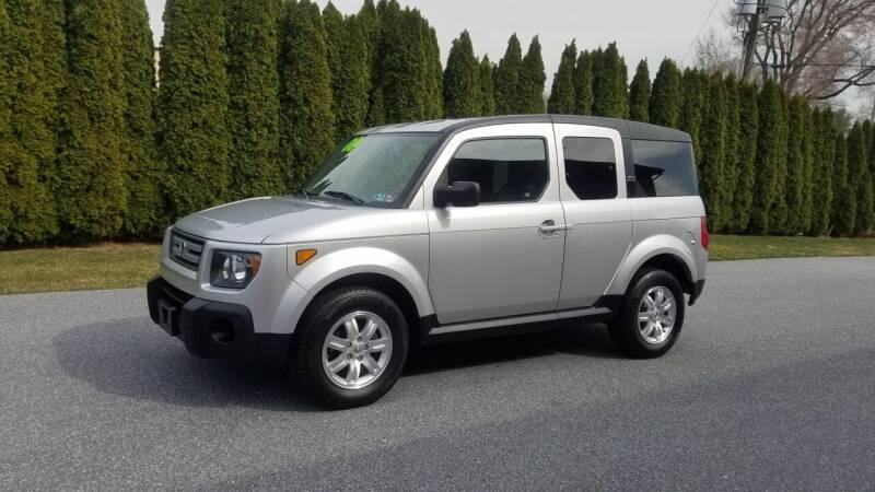 2008 Honda Element for sale at Kingdom Autohaus LLC in Landisville PA