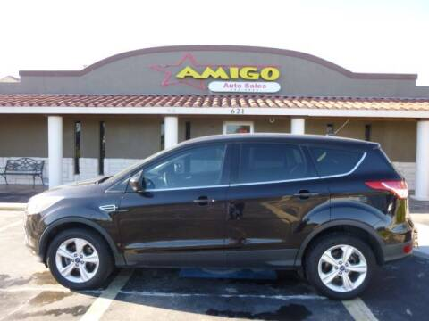 2013 Ford Escape for sale at AMIGO AUTO SALES in Kingsville TX