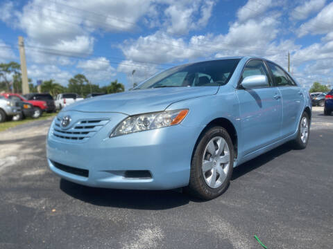 2008 Toyota Camry for sale at Coastal Auto Ranch, Inc. in Port Saint Lucie FL