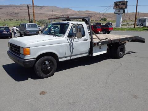 1989 Ford F-350 for sale at Super Sport Motors LLC in Carson City NV