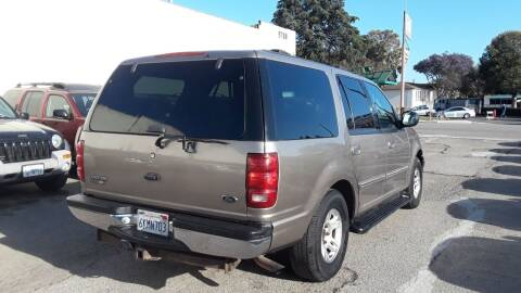 2001 Ford Expedition for sale at Goleta Motors in Goleta CA