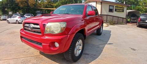 2010 Toyota Tacoma for sale at AUTOTEX FINANCIAL in San Antonio TX