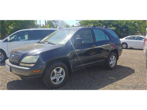 2003 Lexus RX 300 for sale at Dealers Choice Inc in Farmersville CA