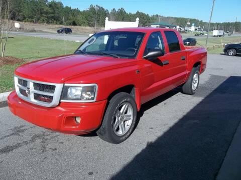 2011 RAM Dakota for sale at Anderson Wholesale Auto in Warrenville SC