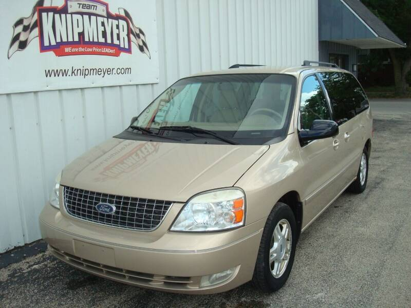 2007 Ford Freestar for sale at Team Knipmeyer in Beardstown IL