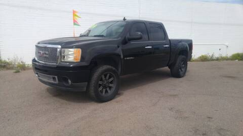 2008 GMC Sierra 1500 for sale at Advantage Auto Motorsports in Phoenix AZ