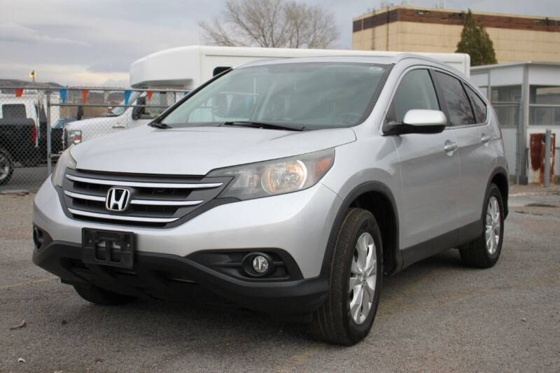 2013 Honda CR-V for sale at Motor City Idaho in Pocatello ID